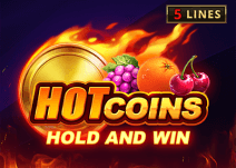 Hot Coins: Hold & Win